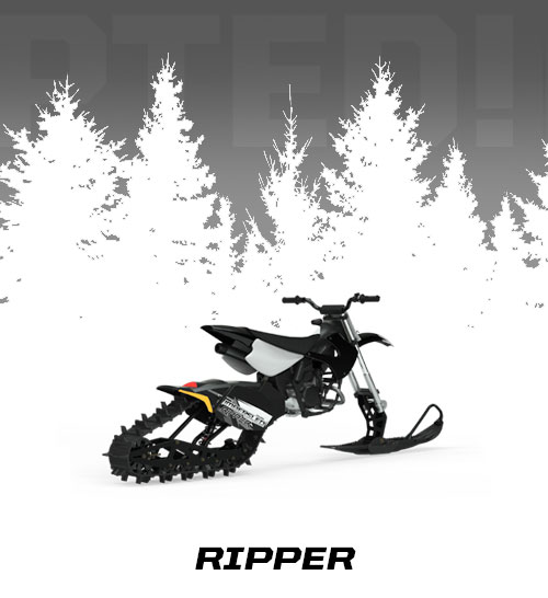 TIMBERSLED® RIPPER 93